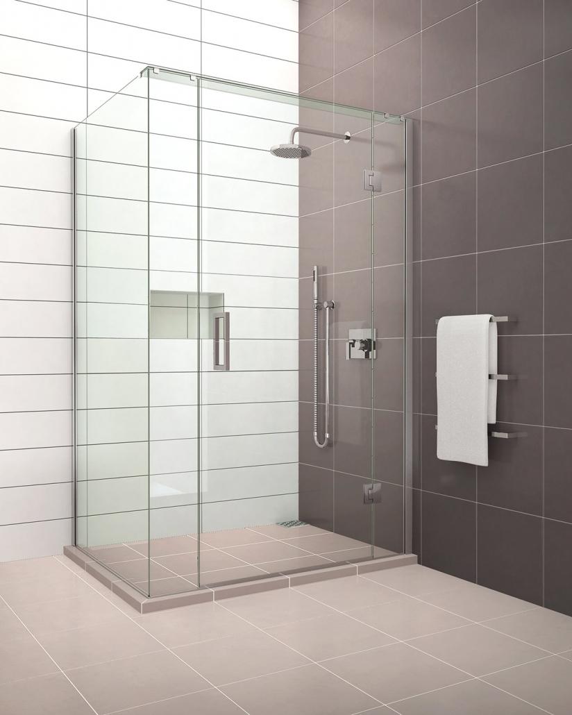 stile premium tile shower