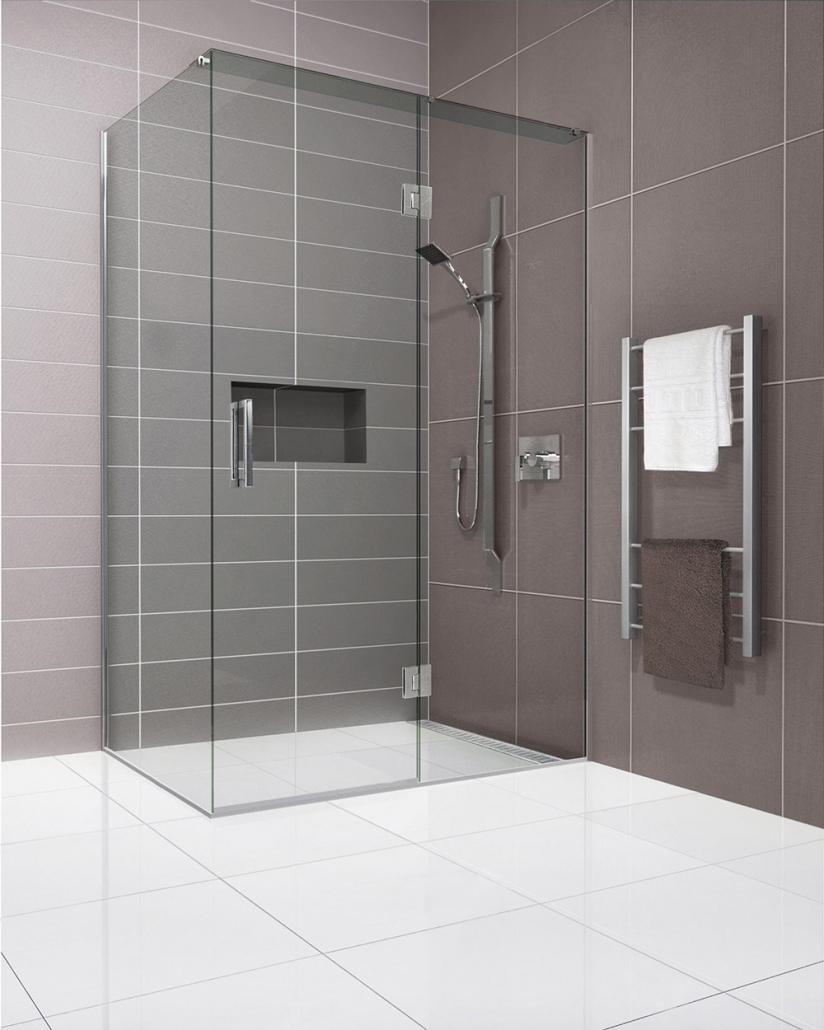 metro premium tile shower