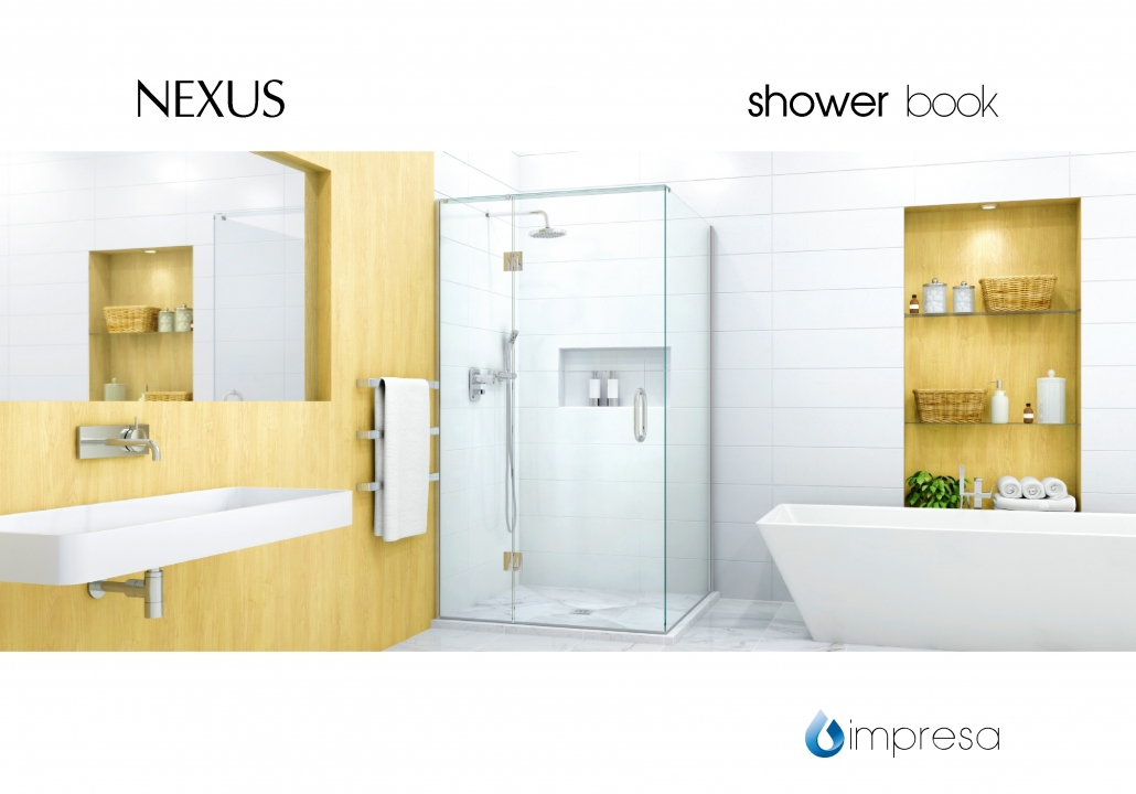 Image of the Nexus Tile Shower Book