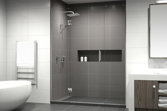 urbis tile shower