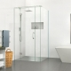 Image of Stile Stainless Bathroom