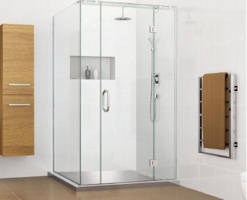 urbis stainless DIY shower